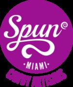 Spun Candy Logo Miami Moms Blog