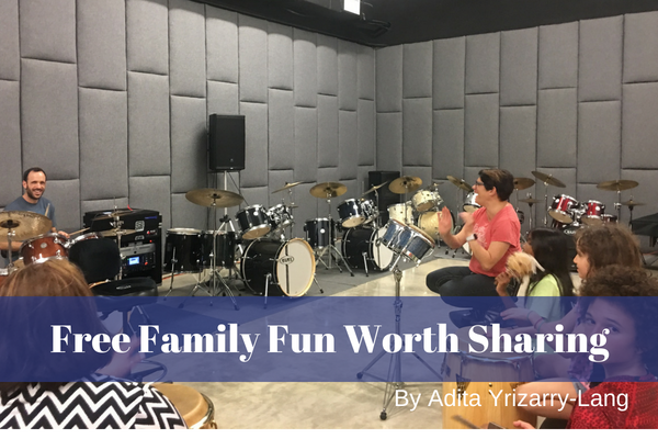 Free Family Fun Worth Sharing: South Florida Center for Percussive Arts Miami Moms Blog