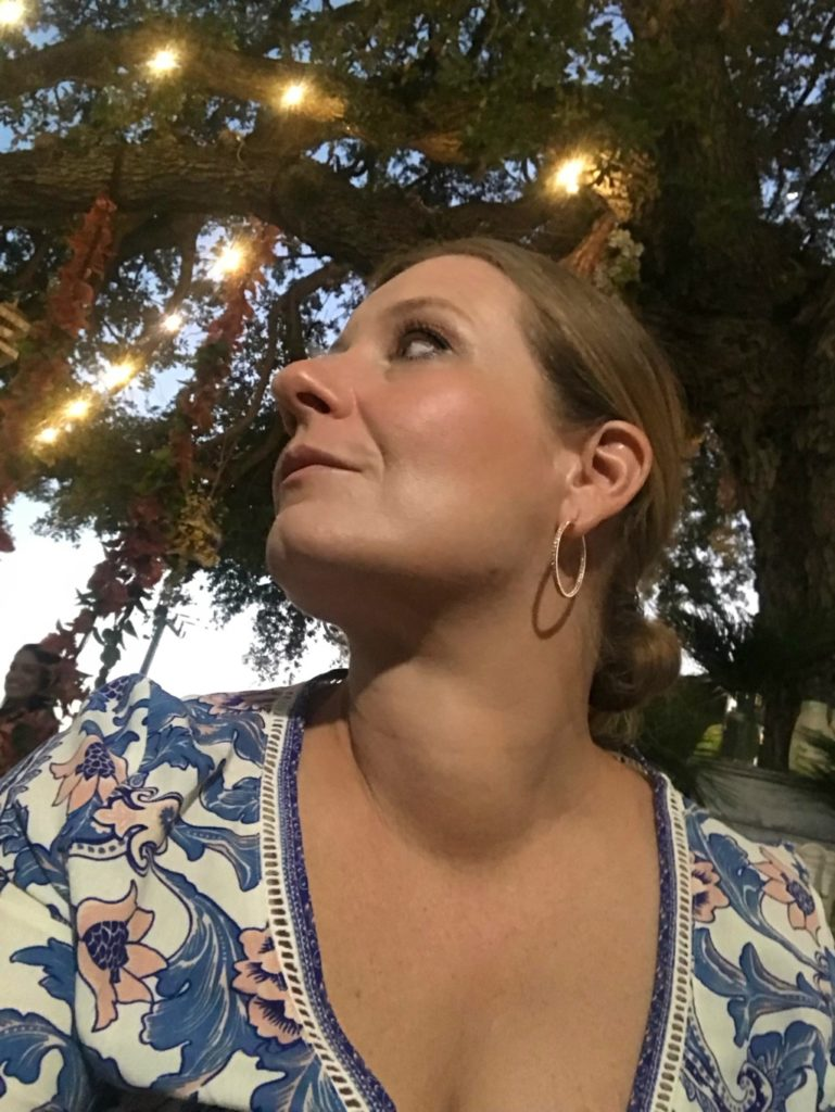 neck before thyroid surgery Miami Moms Blog