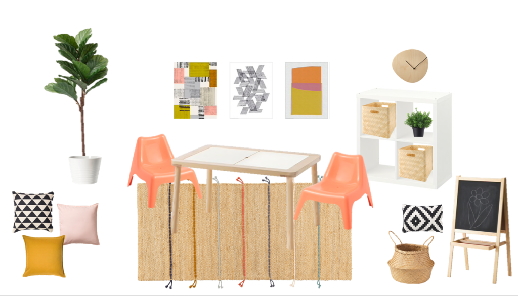 Ikea boho chic playroom not to miss Miami Moms Blog Ann Ueno
