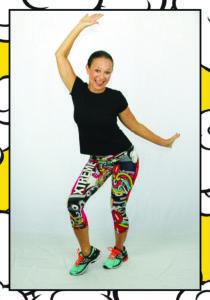 SuperPower Workout DANCING M iami Moms Blog Adita Lang