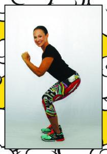 SuperPower Workout SQUATS M iami Moms Blog Adita Lang