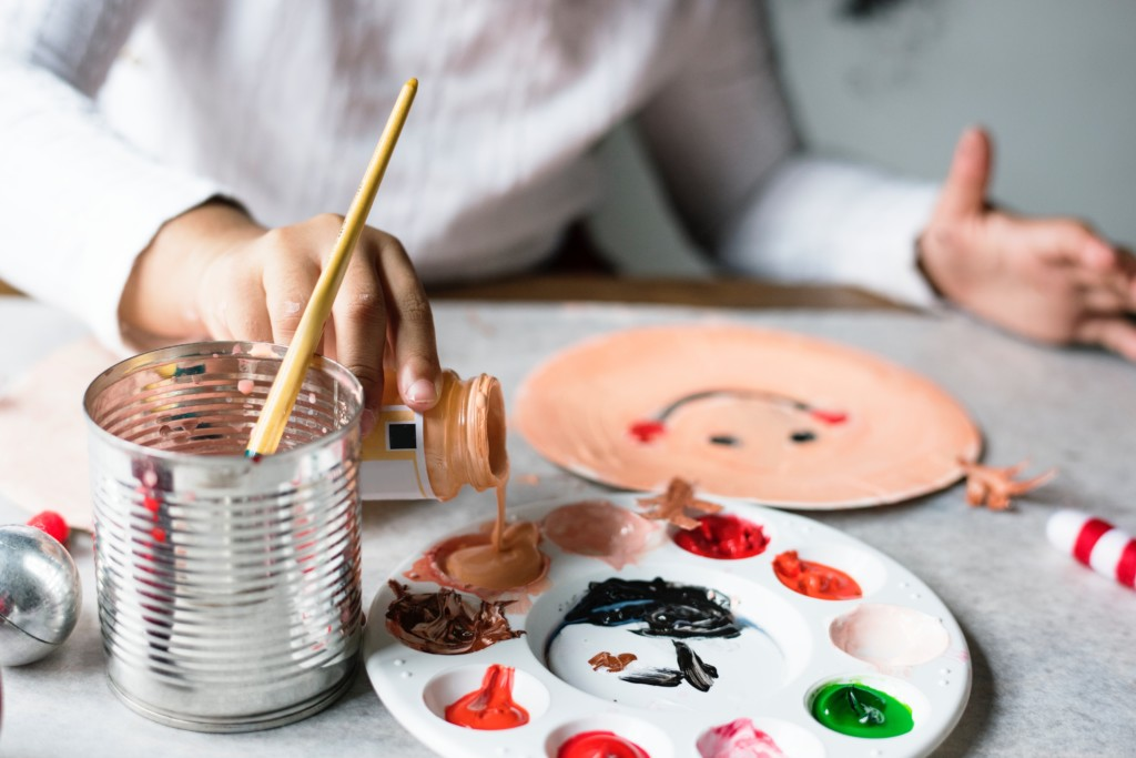 The Importance of Displaying Your Child's Artwork Miami Moms blog
