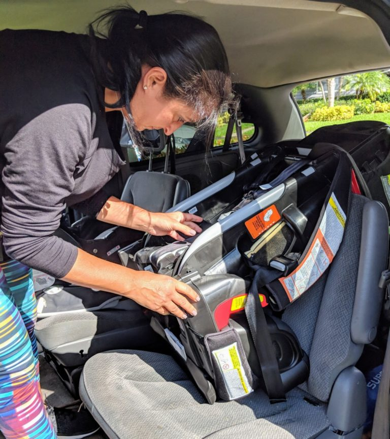 Car Seats Are Often Installed Incorrectly My Car Seat Install Can