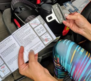 Instructions For Locking Clip Car Seats Miami Moms Blog
