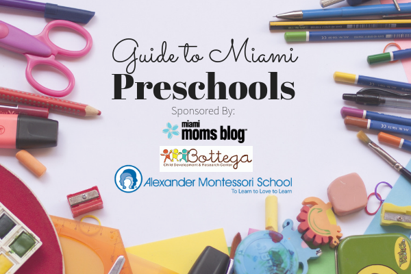 Preschools Guide Miami Moms Blog