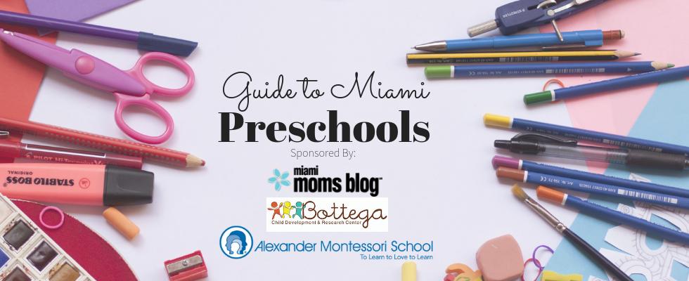 Miami Preschools Guide Miami Moms Blog