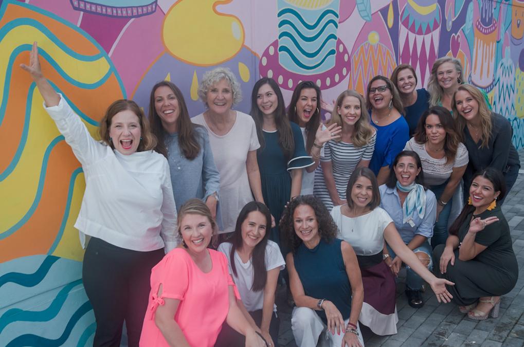 Bunnie Cakes Wynwood Contributor Event Miami Moms Blog Contributor Contributors