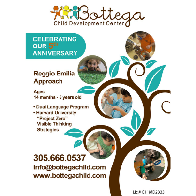 Bottega Child Development Miami Moms Blog Ultimate Miami Preschools Guide