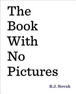 Top 10 Books: The Book With No Pictures Books Are Fun! My Top 10 Books to Share With the Kids in Your Life Miami Moms Blog