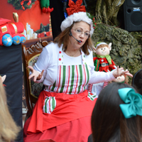 Storytelling Pinecrest Gardens Nights of Lights: A Tropical Holiday Wonderland Kathy Safi Contributor Miami Moms Blog