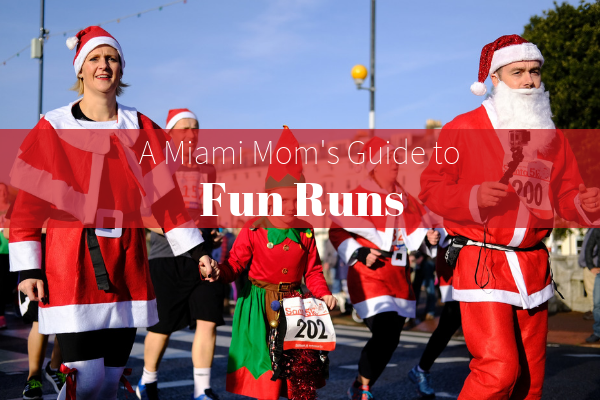 Guide to Holiday Fun Runs in Miami Moms Blog