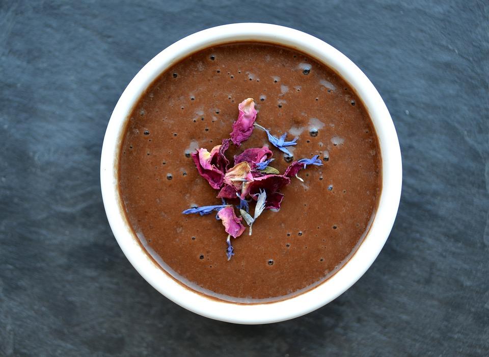 chocolate maca smoothie Miami Moms Blog Contributor Adita Lang