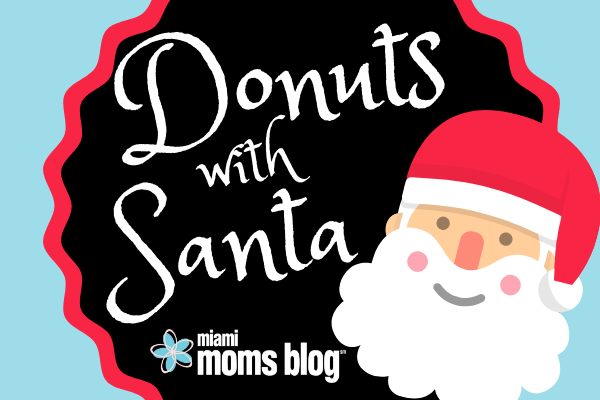 Donuts with Santa Miami Moms Blog