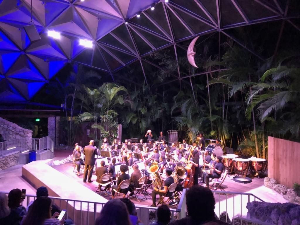 Concert Pinecrest Gardens Nights of Lights: A Tropical Holiday Wonderland Kathy Safi Contributor Miami Moms Blog