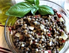 Lentil, Pepper, and Potato Salad: An Easy Recipe to Fuel Your Day Miami Moms Blog Contributor Adita Lang