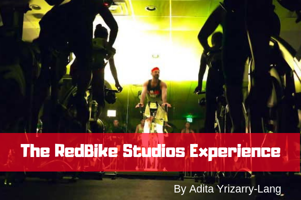 The RedBike Studios Experience, a Workout Worth Sharing with Adita Lang Miami Moms Blog Contributor