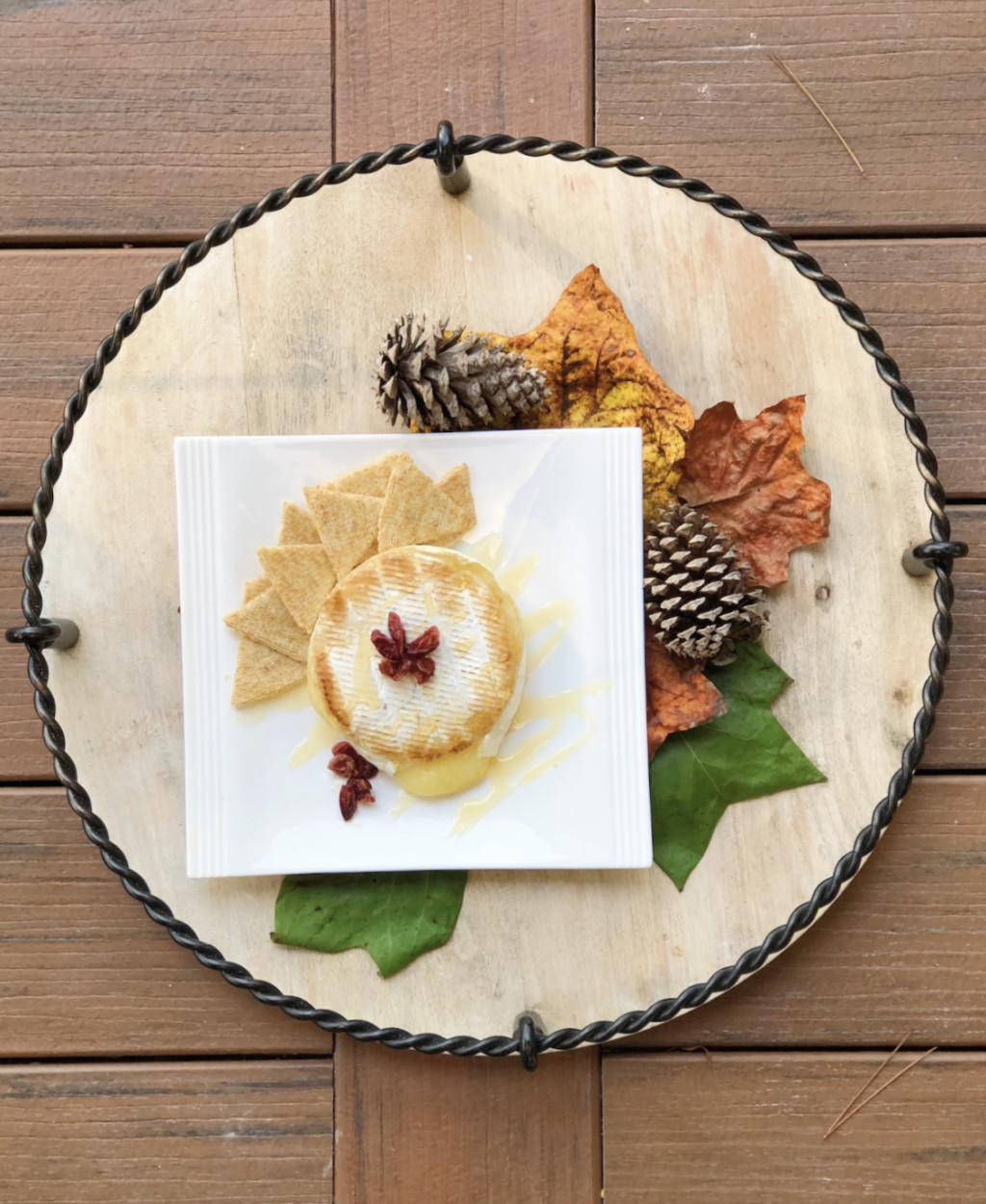 Thanksgiving Baked Brie 6 Healthy, Simple and Savory Dishes to Serve this Thanksgiving Holiday Miami Moms Blog