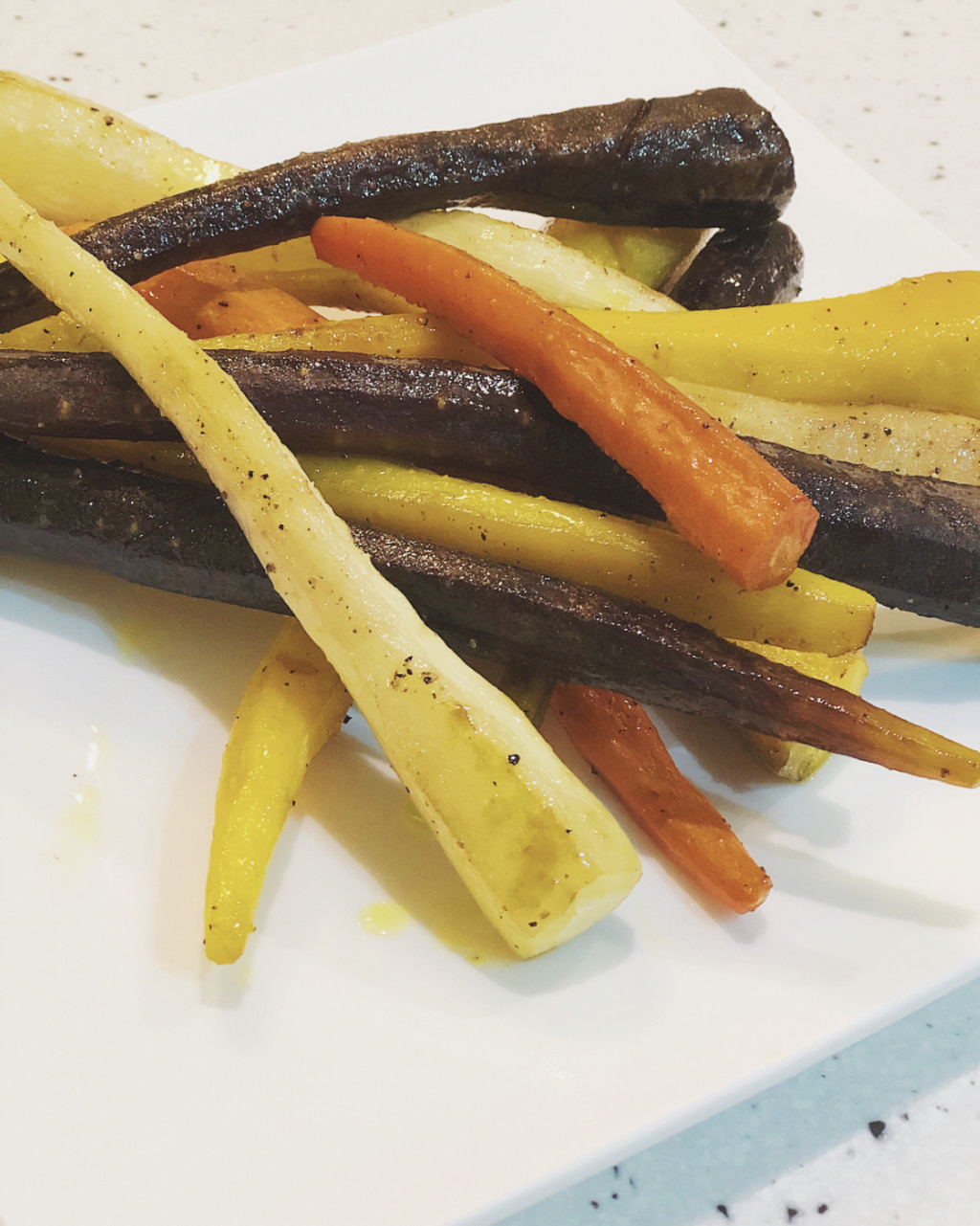 Thanksgiving Roasted Carrots 6 Healthy, Simple and Savory Dishes to Serve this Thanksgiving Holiday Miami Moms Blog