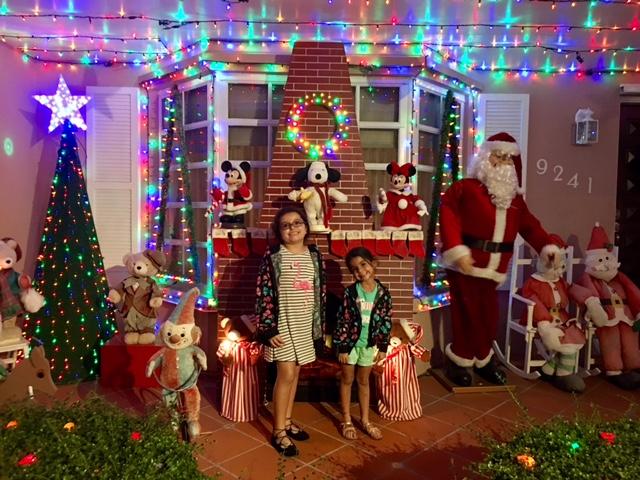 Miami Christmas Lights Christmas Lights: One of Our Family's Favorite Festivities Vanessa Santamaria Contributor Miami Moms Blog