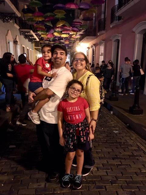 Umbrella Sky in San Juan Puerto Rico: A Family Trip to the Isle of Enchantment Vanessa Santamaria Contributor Miami Moms Blog