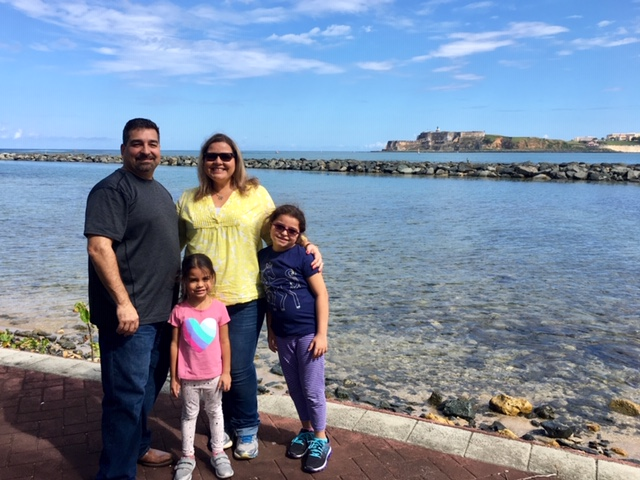 View of El Morro in the background Puerto Rico: A Family Trip to the Isle of Enchantment Vanessa Santamaria Contributor Miami Moms Blog