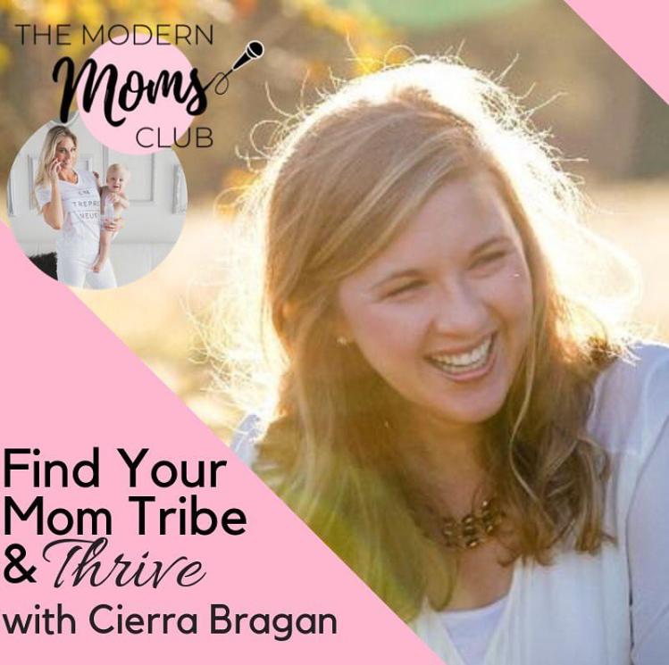 The Modern Moms Podcast Miami Moms Blog Sandi Glandt
