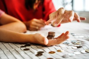 counting money Budgeting for Beginners: 8 Steps Toward Financial Fitness in 2019 Bethany Pappas Contributor Miami Moms Blog
