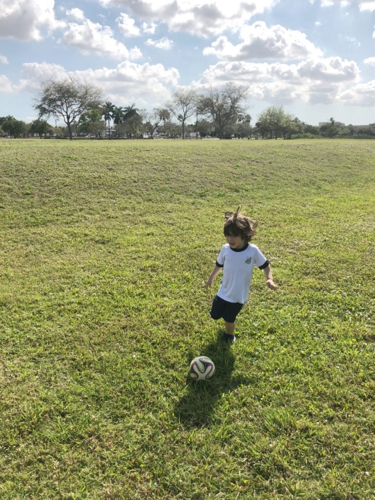 Physical Activity: Drop the Phone and Get Active With Your Children Valerie Barbosa Contributor Miami Moms Blog