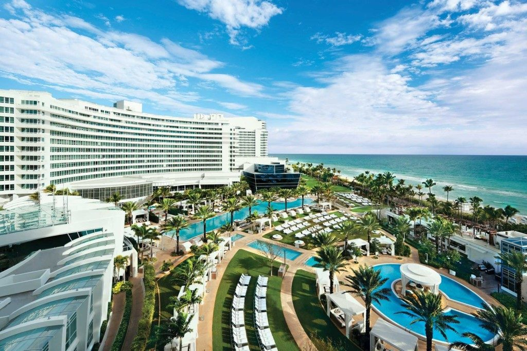 Fontainebleau Miami Beach Hotel 5 Unexpected Family-Friendly Luxury Hotels in Miami Ann Ueno Contributor Miami Moms Blog