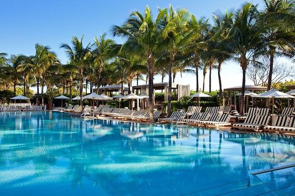 W South Beach Miami Hotel 5 Unexpected Family-Friendly Luxury Hotels in Miami Ann Ueno Contributor Miami Moms Blog