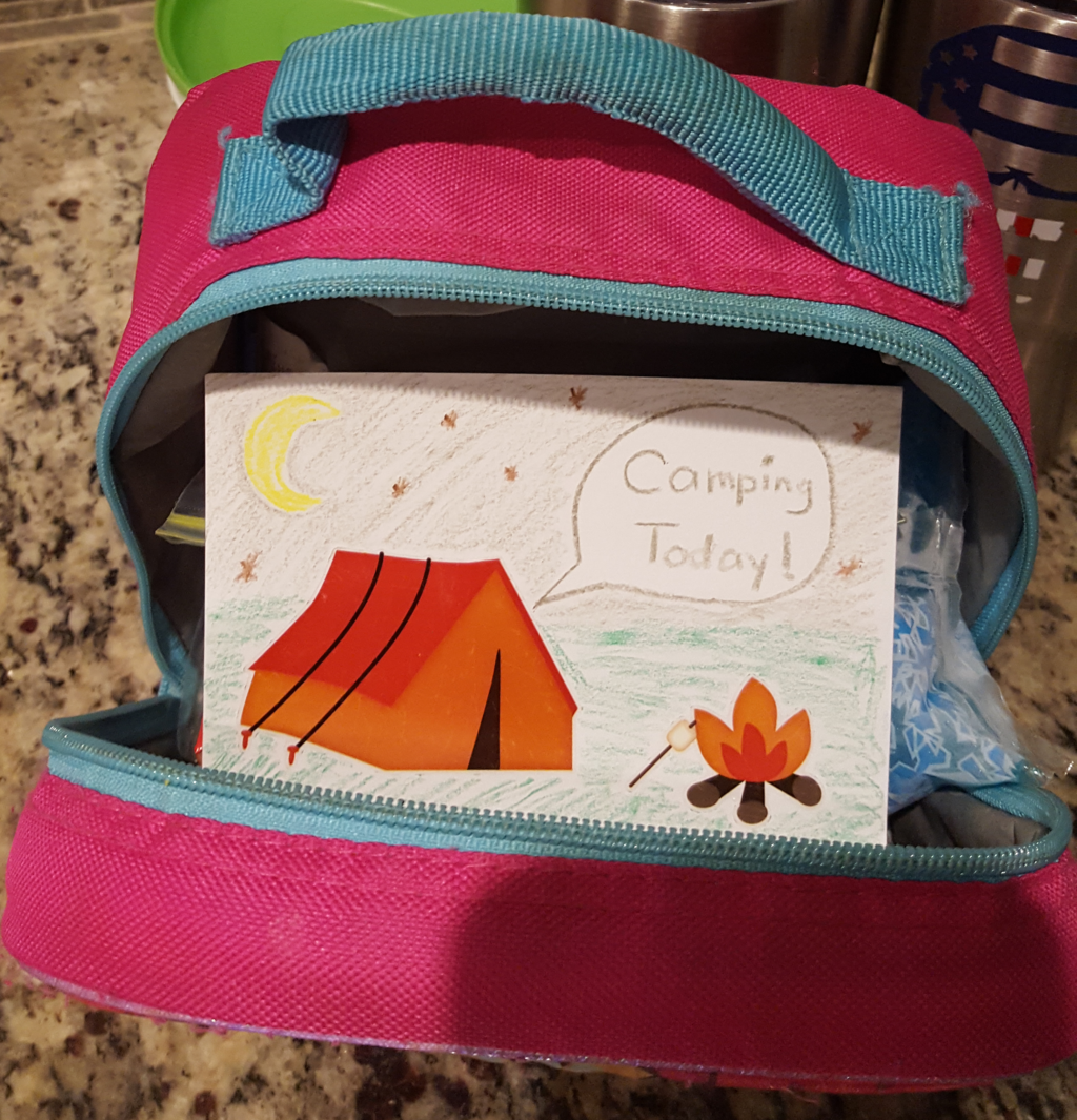 Lunch Box Camping in the Great Outdoors: Bring your Family Closer this Summer Ailyn Quesada Contributor Miami Moms Blog