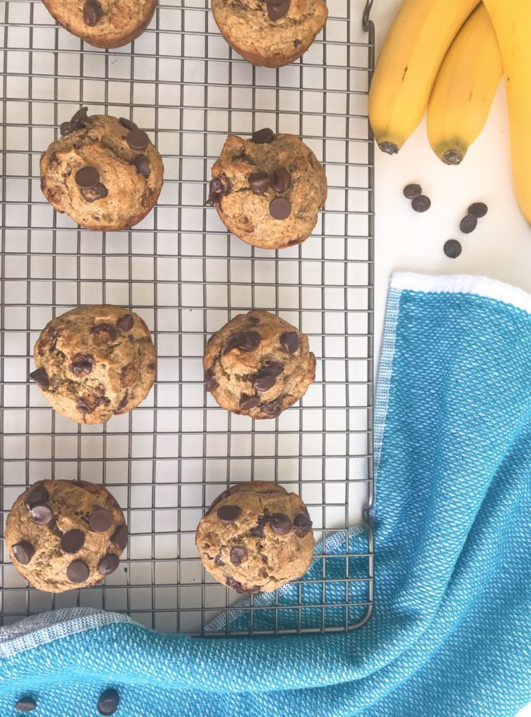 Chunky Monkey Muffins: Vegan, Gluten-Free and Kid Approved! Whitney Khan Contributor Miami Moms Blog
