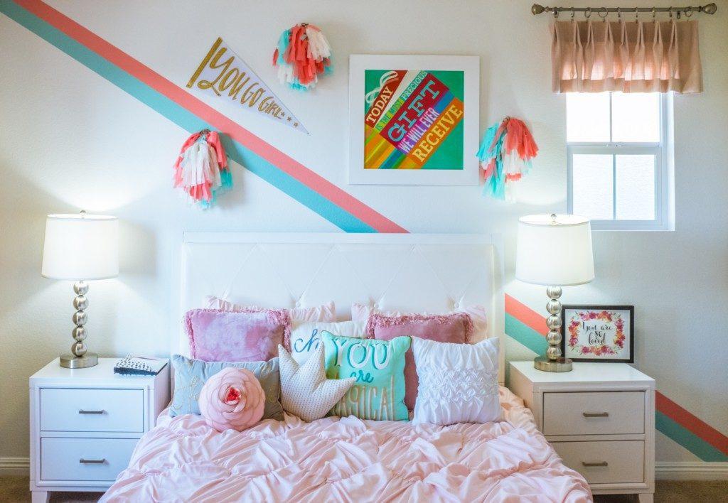Tidy bedroom Maintaining A Tidy Home: Tips & Tricks From a Busy MIA Mom Vanessa Santamaria Contributor Miami Moms Blog