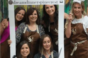 Dream Dinners Pinecrest: Mom's Night Out Event Recap Valerie Barbosa Contributor Miami Moms Blog