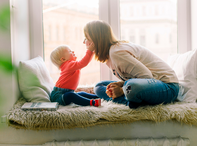 Mindful Parenting: Tips for Slowing Down and Being More Present Ashley Rodrigues Contributor Miami Moms Blog