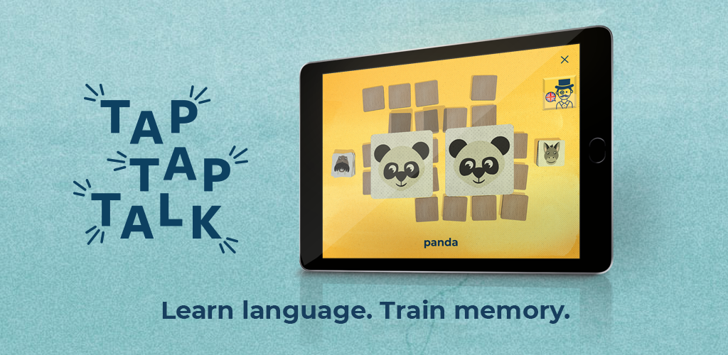 Tap, Tap, Talk! A Language Learning App for Parents and Kids