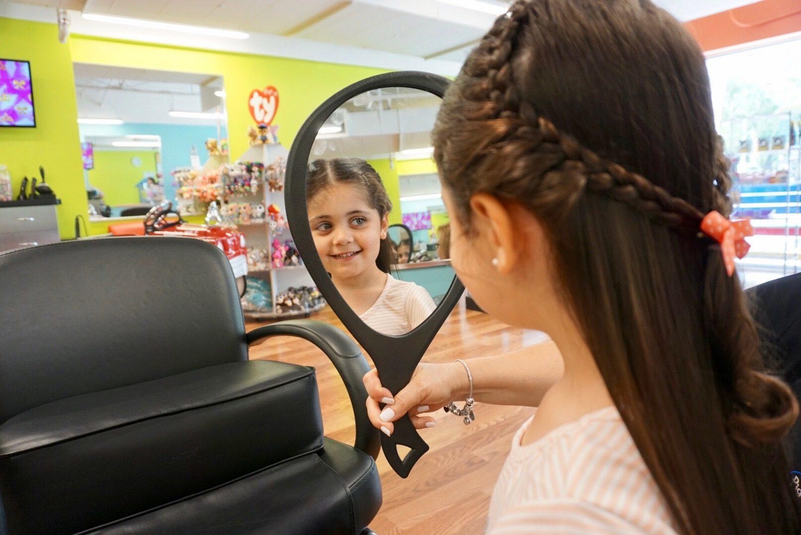 Where to Take Your Kids for a Haircut in Miami Miami Moms Blog Becky Salgado