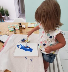 Painting Screen-Free Activities to Keep Kids Busy for the Work-at-Home Mom Ailyn Quesada Contributor Miami Moms Blog
