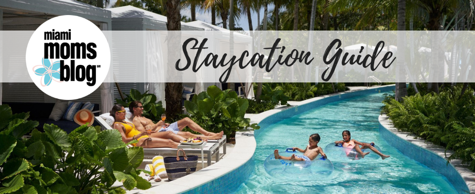 Miami Moms Blog Staycation Guide JW Marriott Trump Doral Key Biscayne Ritz Carlton Miami Family Events & Activities Guide