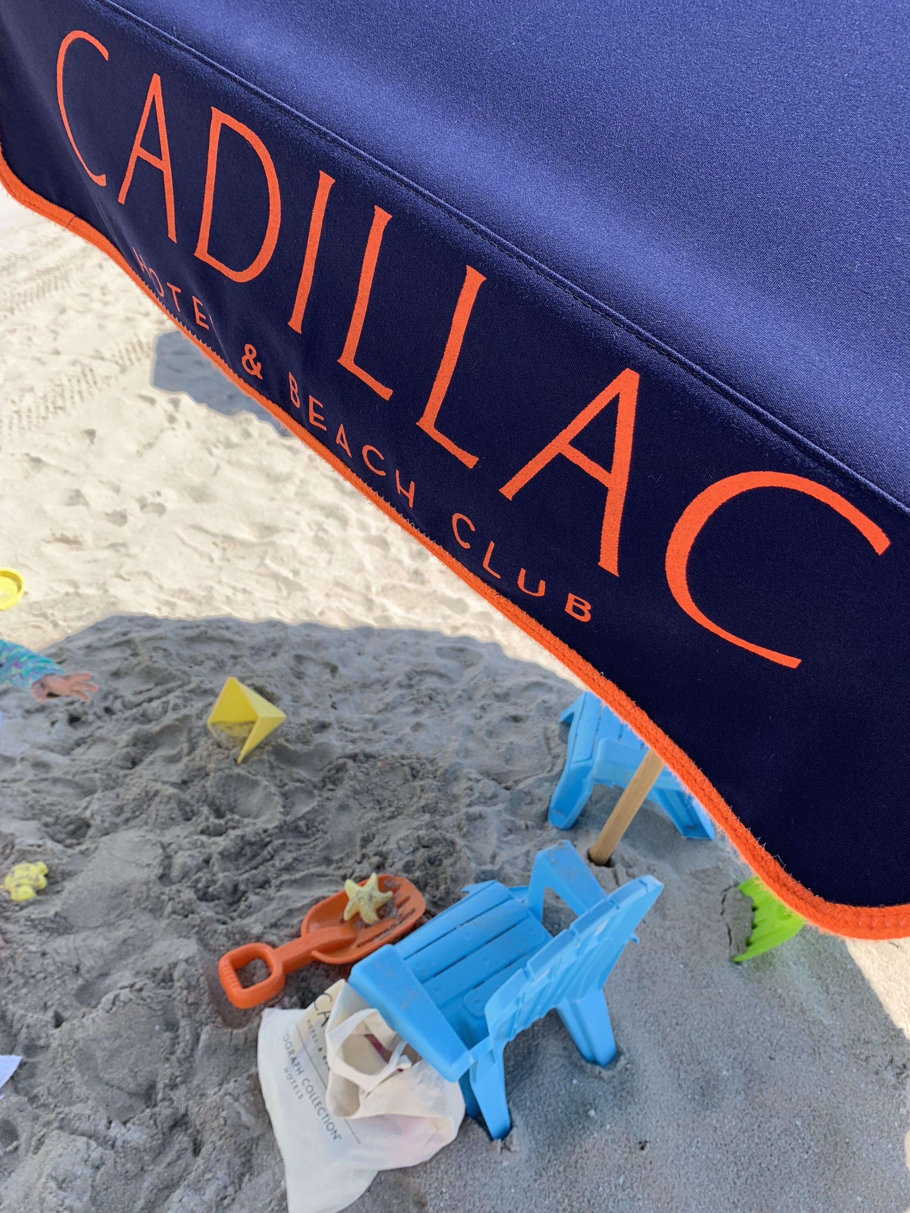 cadillac hotel & beach resort family friendly Miami Beach