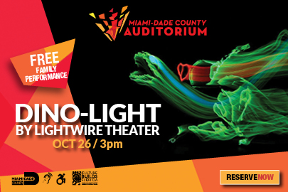 Dino-Light by Lightwire Theater Miami Moms Blog Guide to Pumpkins, Activities & All Things Fall 2019 Miami Moms Blog