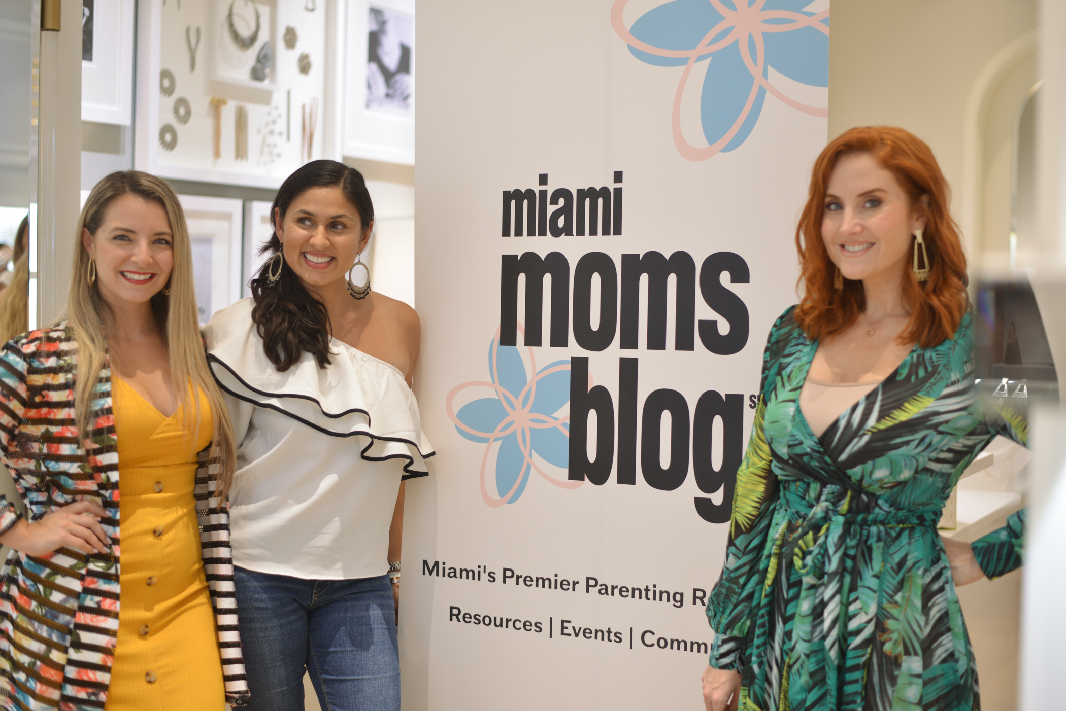 Kendra Scott Sip & Shop Event Recap miami moms blog