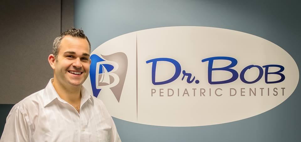 Dr. Christopher Bob of Dr. Bob Pediatric Dentist (Favorite Things: Dr. Bob's Top 6 Dental Products for Kids Lynda Lantz Contributor Miami Mom Collective)