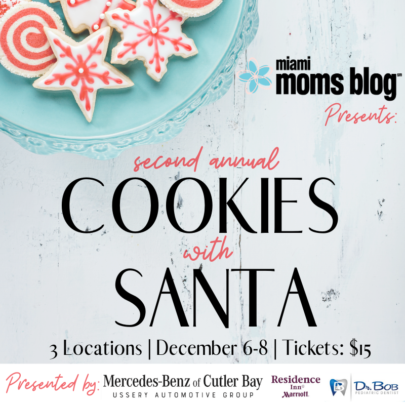 cookies with santa miami moms blog