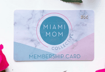 The Miami Mom Collective Membership Card is HERE!   Join Today!