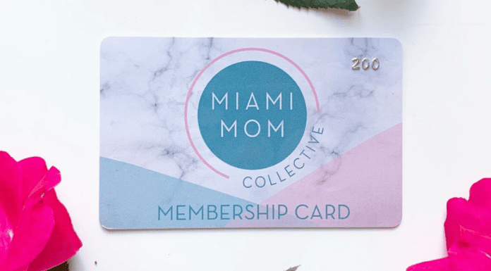 The Miami Mom Collective Membership Card is HERE! | Join Today!