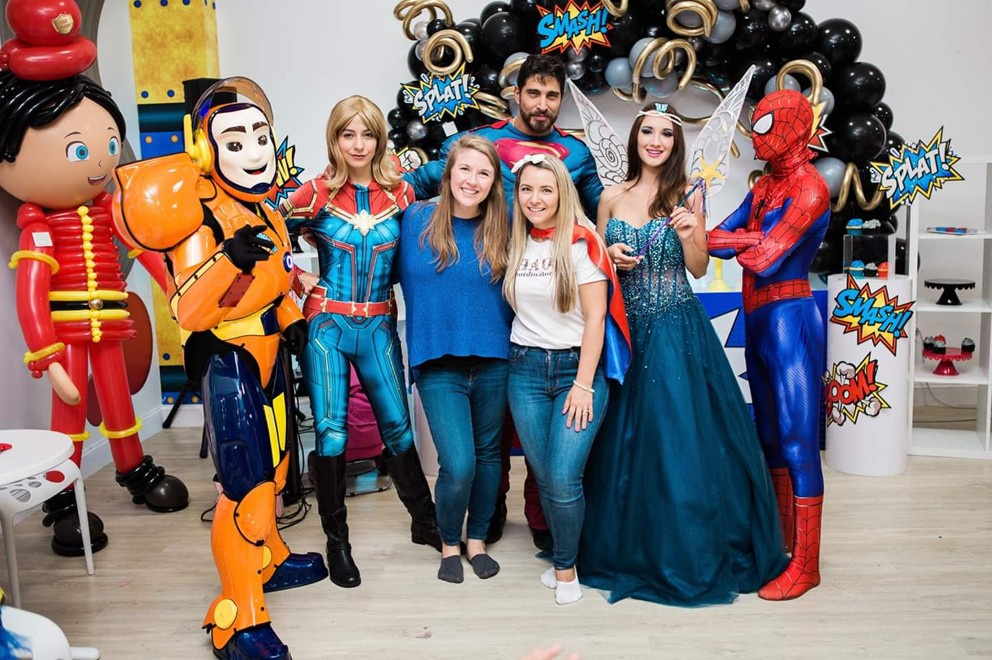Hanging with Heroes Event Recap | Miami Moms Blog Ailyn Quesada Contributor Miami Moms Blog