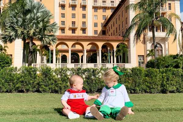 Making Family Memories at The Biltmore Miami Coral Gables