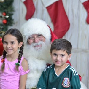 Cookies with Santa Key Biscayne: Event Recap